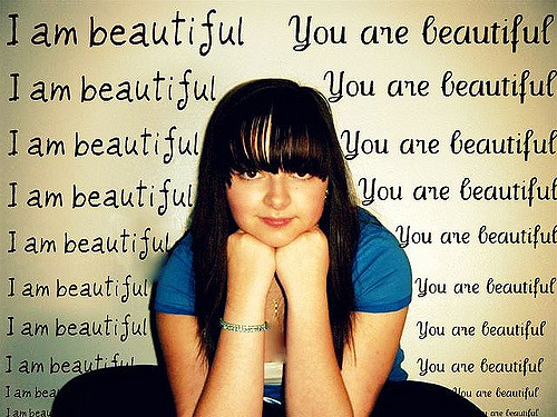 I am beautiful you are beautiful